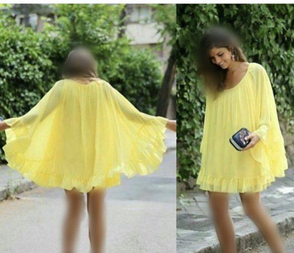 دخترانه گشاد / لباس گشاد