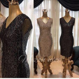 لباس مجلسی مدل عربی
