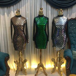 لباس مجلسی قیمت مناسب کرج